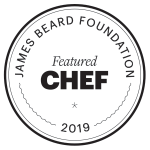 James Beard Founddation 2018 - Featured Chef