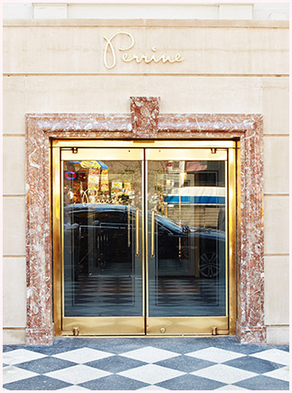 Perrine restaurant entrance
